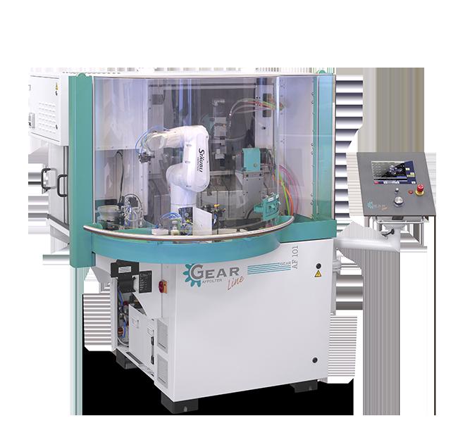 AFFOLTER AF101, machine à tailler CNC pour produire des engrenages de précision microtechnique