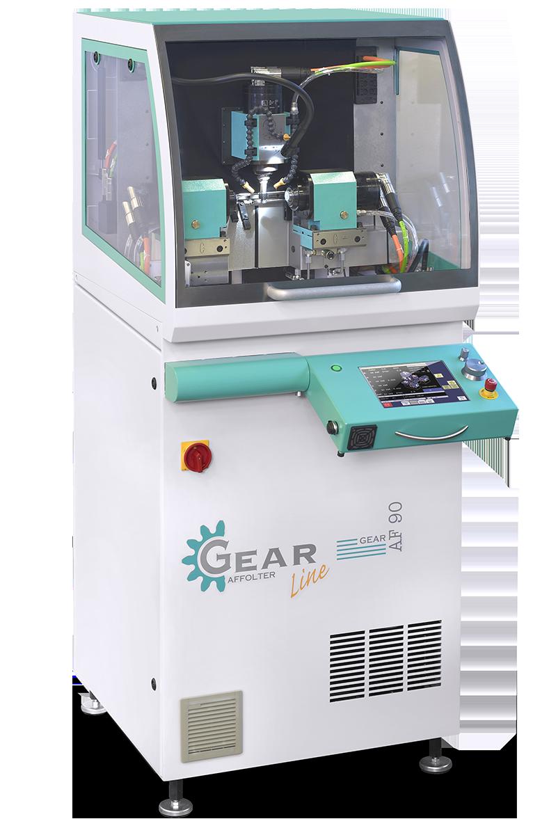 Machine à tailler CNC AFFOLTER AF90, machine à tailler les engrenages microtechniques