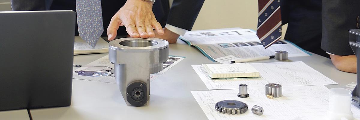 AFFOLTER propose ses machines à tailler CNC avec une technologie et une performance clé en mains !