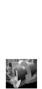 Pignon coulant, taillage breguet et renvoi Ø1.5x1.4mm en acier - Engrenage AFFOLTER sur machine à tailler CNC