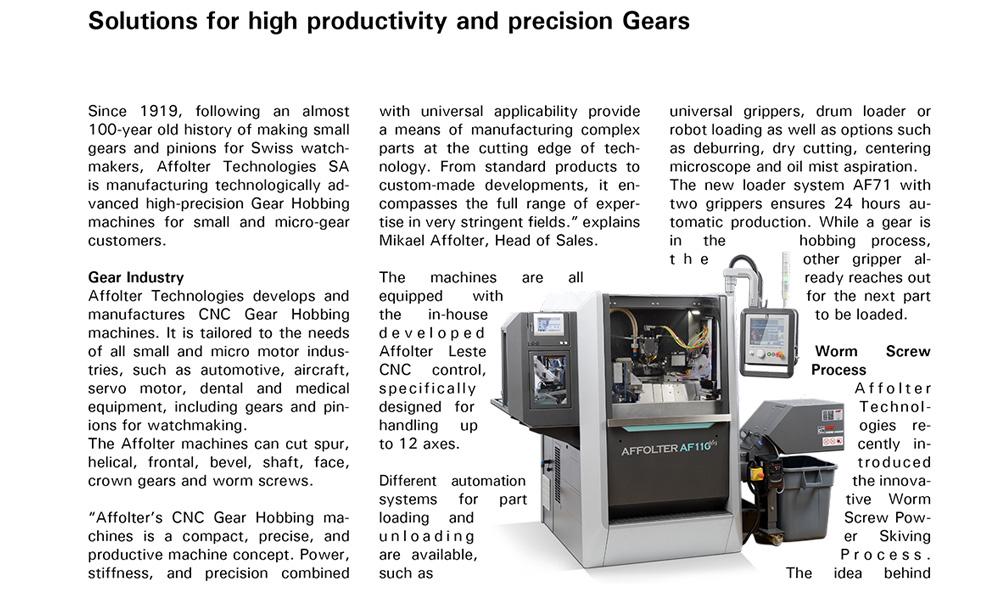 Precision Gear